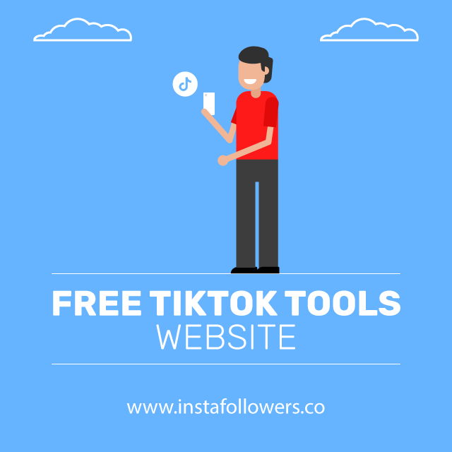 Free TikTok Tools WebSite