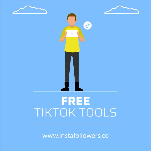 Free TikTok Tools