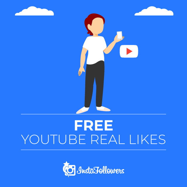 Free YouTube Real Likes