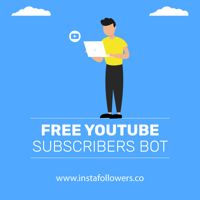Free YouTube Subscribers Bot