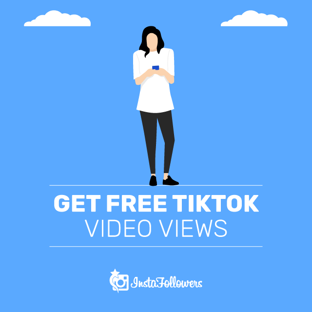 Get Free TikTok Video Views