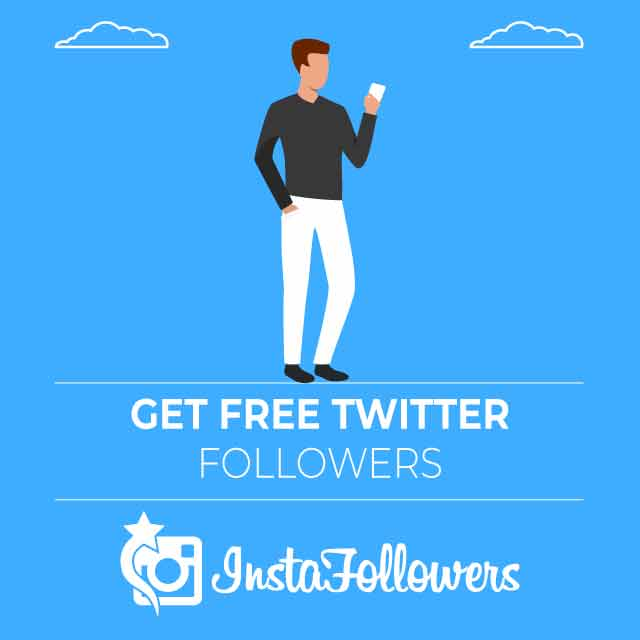 Get Free Twitter Followers