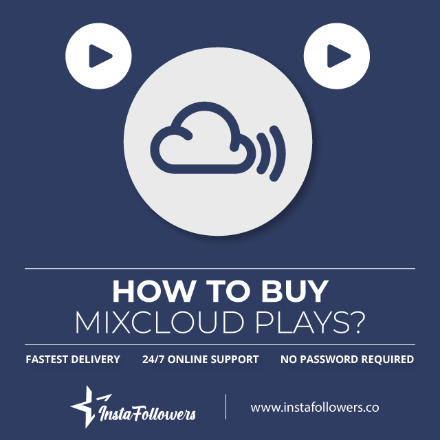 How to Buy Mixcloud Plays