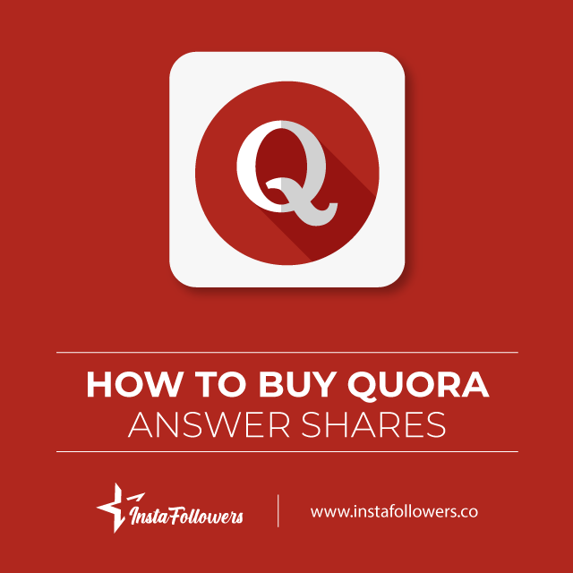 how to buy quora answer shares