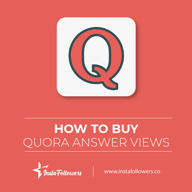 how to buy quora answer views