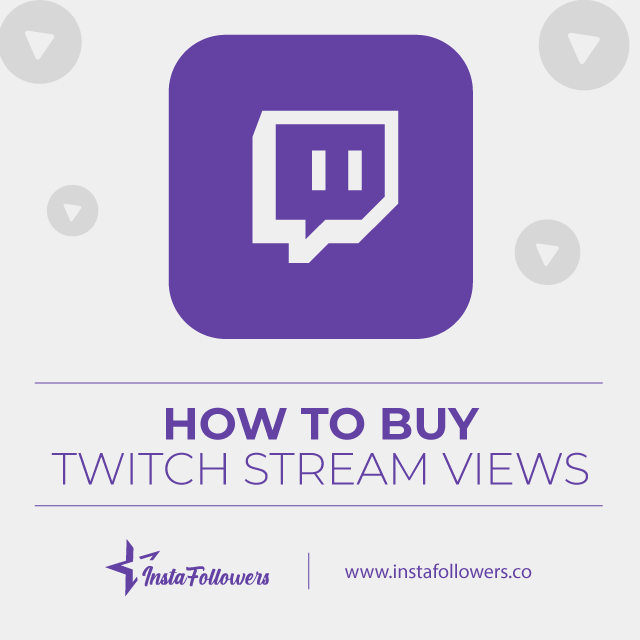 how to buy twitch stream views