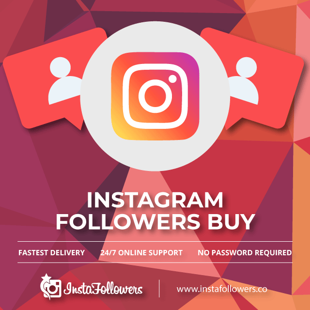 Instagram followers buy