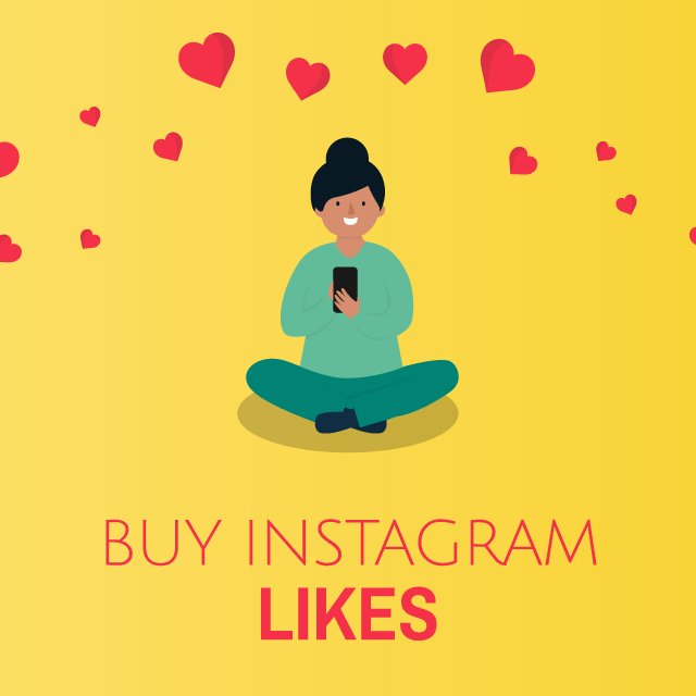 Buy Instagram Likes - 100% Real Likes & Instant | Only $1.30