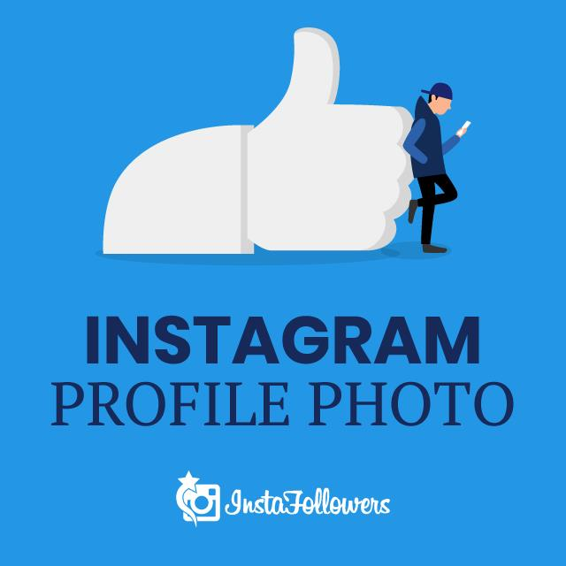 instagram profile photo