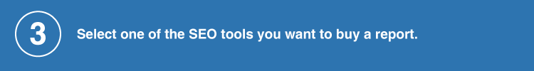 one of the SEO tools