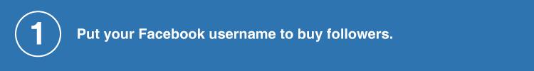 put your username