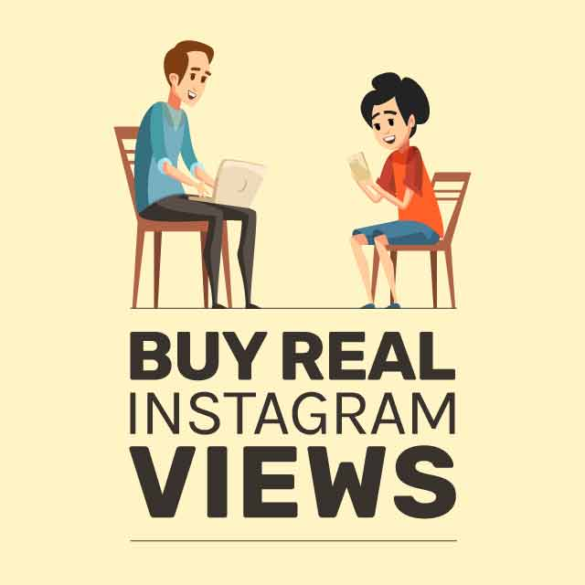 Real Instagram Views