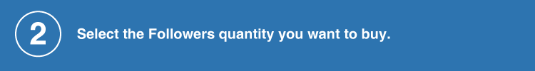 select the quantity you want to buy