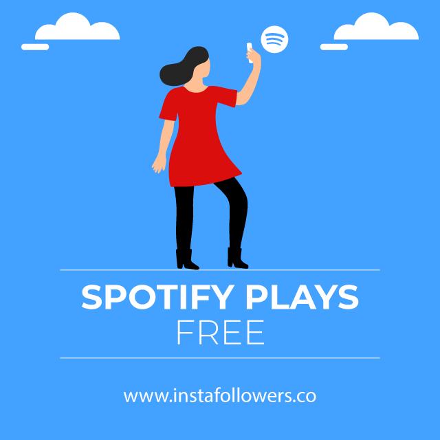 Spotify Plays Free