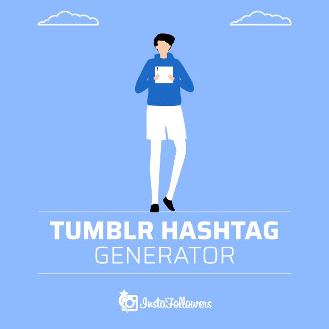 Tumblr Hashtag Generator