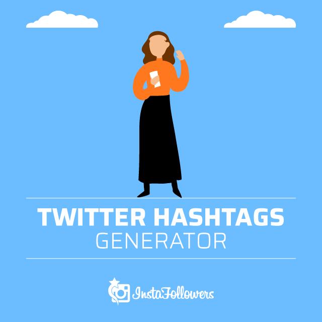 Twitter Hashtags Generator