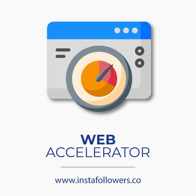 web accelarator