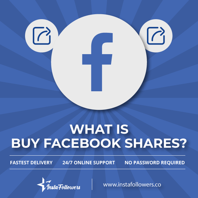 what is buy facebook shares?