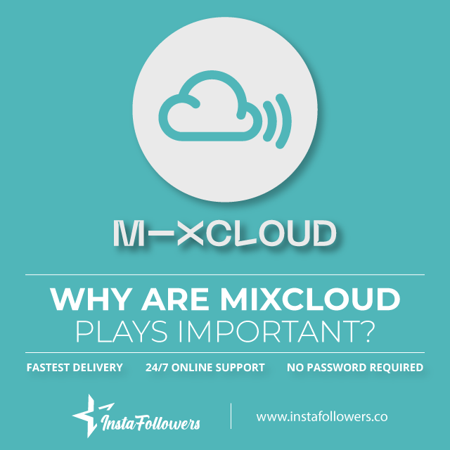 Why are Mixcloud followers important