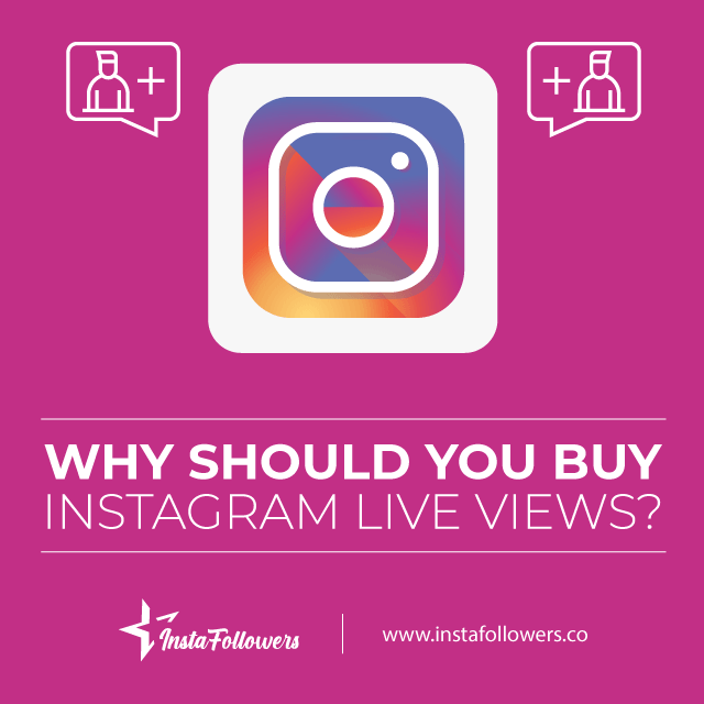 Buy Instagram Live Views with PayPal - 100% Active & Real