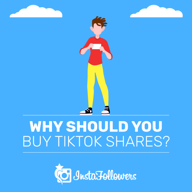 why should you buy tiktok shares